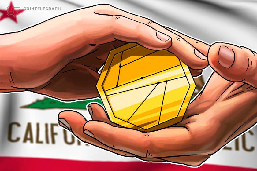 California named 'most crypto ready' US state