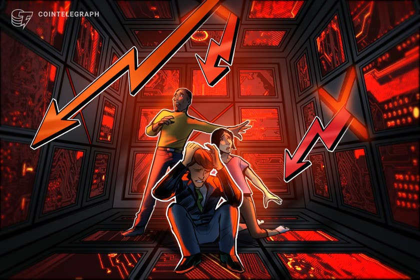 'Extreme fear' as Bitcoin falls below $40K … and then bounces