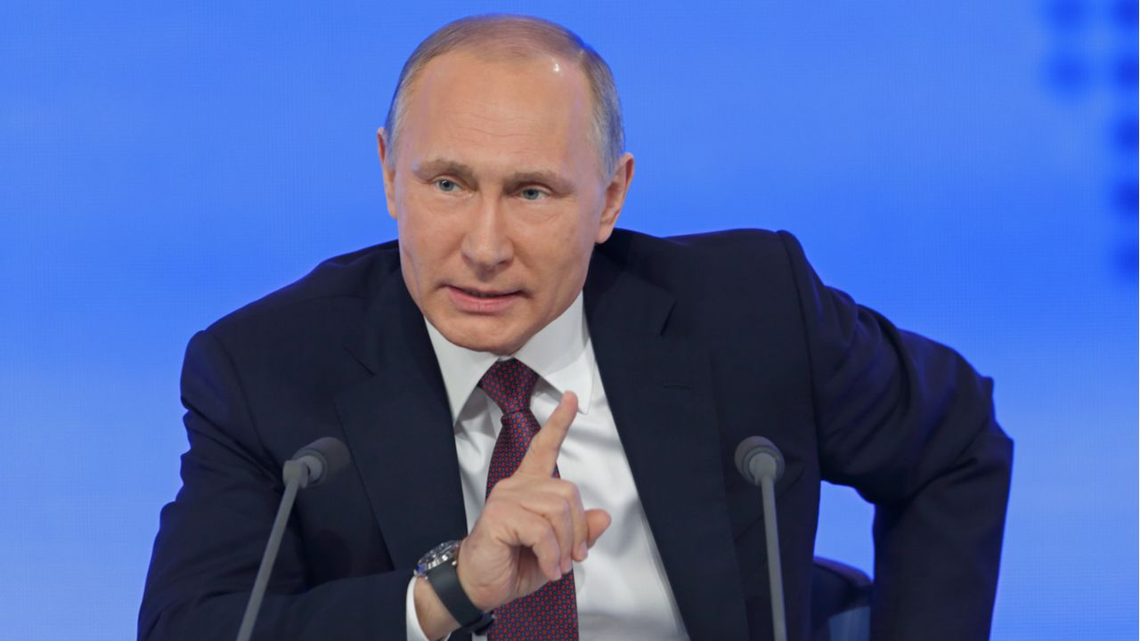 Putin: Still Early but Crypto Can Be Used for Oil Trade Settlements, Store of Value
